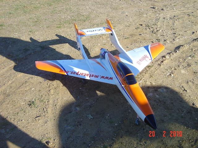 Falcon 120 - Paco Campos