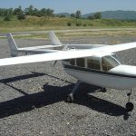 Cessna Bird Dog Acisclo Murillo