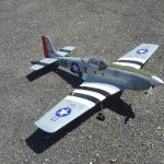 Mustang P-51 - Acisclo Murillo